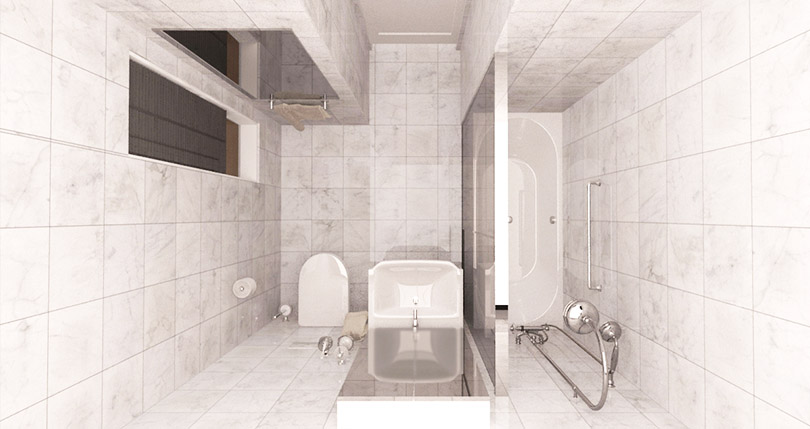 master bathroom 3D